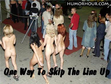 How To Skip The Line Up