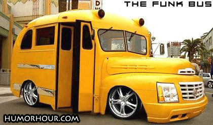 The Funk Bus