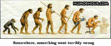 Somewhere, something went terribly wrong