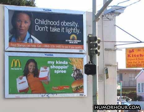 Childhood obesity. Don't take it lightly.